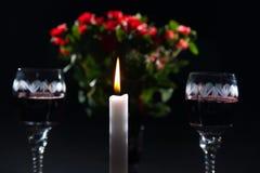 daktylowy romantyczny Fotografia Royalty Free