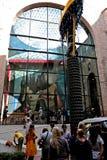 Dalà teater och museum Arkivbild