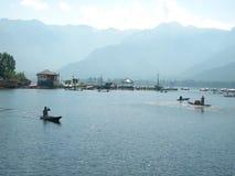 Dal湖 库存图片