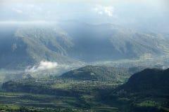 Dal av Pokhara arkivbilder