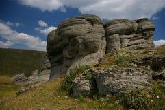 Dal av spökar i Krim, Fotografering för Bildbyråer