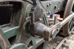 dal för england järnväg severn ångadrev Royaltyfria Bilder
