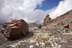 dal för rock för caucasus mossberg Royaltyfria Bilder