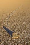 dal för rocks s för död moving Arkivfoton