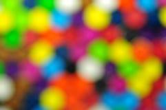 Dal fucus pastello colorato Fotografia Stock Libera da Diritti