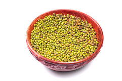 Dal-green gram(mung whole) type of lentil Royalty Free Stock Image