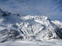 Dal i Alps Royaltyfri Fotografi
