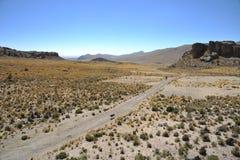 Dal Kala-Kala staden av Oruro Royaltyfria Foton