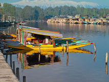 Dal lake Stock Images