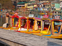 Dal lake Royalty Free Stock Photos