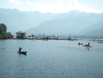 Dal Lake Stockbild