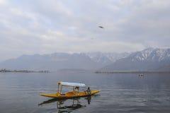 Dal Lake in Kashmir India Royalty Free Stock Images