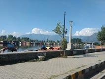 Dal lake kashmir stock photos