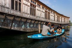 Dal lake, Srinagar, India tourism Stock Photos