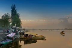 Dal lake - Srinagar , J&K, India Stock Photos