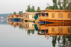 Dal lake, Srinagar Stock Photo