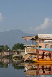 Dal lake, Srinagar, Jammu and Kashmir, India Stock Photos