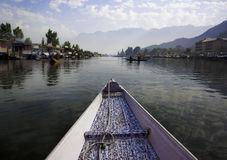 DAL LAKE Stock Image