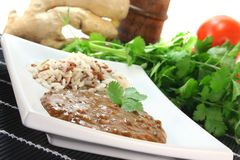 Dal Makhani Royalty Free Stock Photos