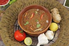 Dal Makhani or Daal Makhani Indian Dish Royalty Free Stock Photos