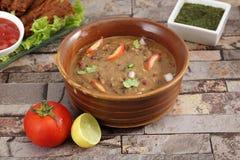 Dal Makhani Indian Food Dish royaltyfri fotografi