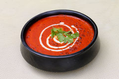 Dal Makhni-Lentil soup Stock Image