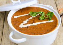 Dal makhni Royalty Free Stock Photo