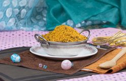 Dal Moth. Fried and Salty Food Dal Moth stock photos