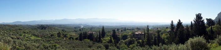 Dal nära Sparta royaltyfri fotografi