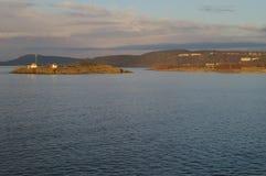 Dal Oslofjord Fotografie Stock