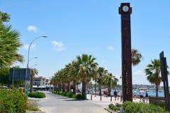 Dal porto Immagine Stock