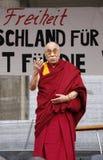 Dalai Lama Stock Image