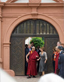 Dalai Lama Arkivfoto
