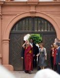 Dalai Lama Royaltyfria Foton