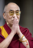 Dalai Lama Royalty Free Stock Photography