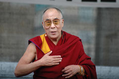 Dalai Lama royalty free stock image