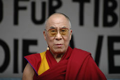 Dalai Lama Royalty Free Stock Image