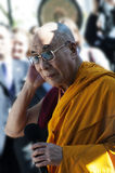 The Dalai Lama Stock Images