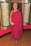 dalai lama madame s tussaud Zdjęcie Stock