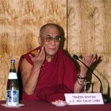 Dalai Lama (Tenzin Gyatso) Stock Images