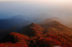 Dalao Mountain royalty free stock photo