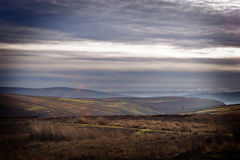 dalar yorkshire Fotografering för Bildbyråer