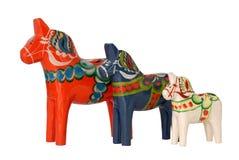 Dalarhorses Stock Image