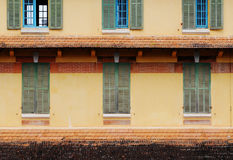 Dalat architecture - old school Royalty Free Stock Photography