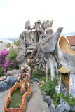 Dalat Crazy House in Vietnam Royalty Free Stock Photography