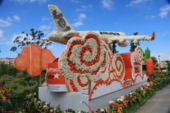 Dalat flower park Royalty Free Stock Photo