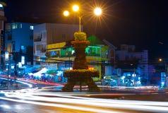 Dalat - poca París de Asia, en Vietnam Imágenes de archivo libres de regalías