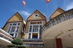 dalat stacja kolejowa Fotografia Royalty Free