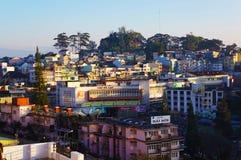 Dalat stad, Vietnam Fotografering för Bildbyråer