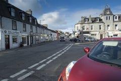 Dalbeattie, Dumfries und Galloway, Schottland Lizenzfreie Stockbilder